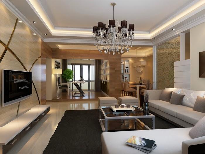 Không gian căn hộ 21 Lê Văn Lương