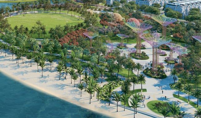 Vị trí Vinhome Grand Park cho cuộc sống thuận tiện bậc nhất